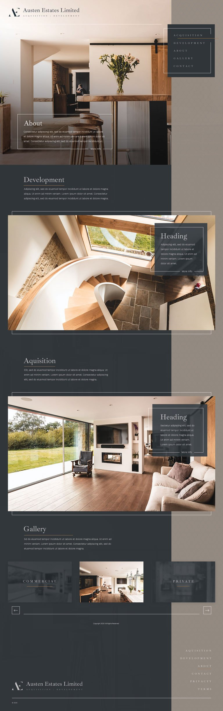 Web Designer Examples Project